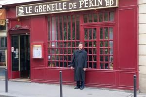 Restaurant along Rue de Grenelle