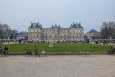 Palais du Luxembourg was home to Louis XII's mother, Marie de Medici.