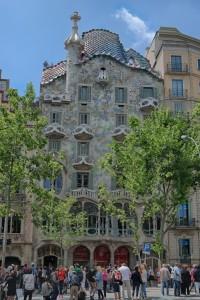 Casa Batlló exterior