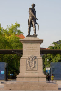 Bartholdi's General Rapp