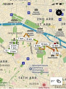 Course for Virtual Bloomsday in Paris